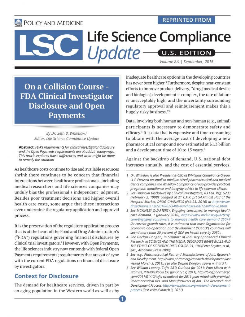 LSC_article_CollisionCourse